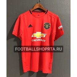 Футболка Манчестер Юнайтед 2019/20 - домашняя