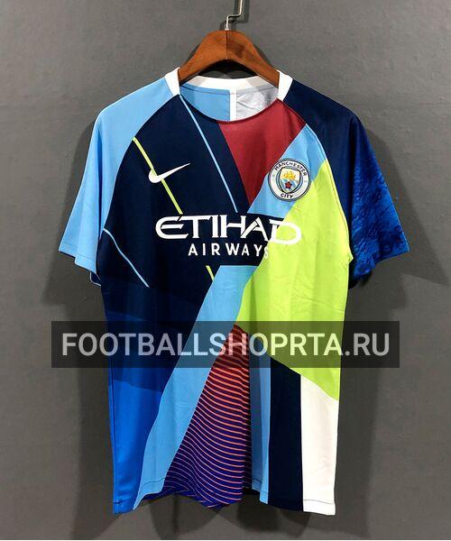 Футболка Манчестер Сити - LIMITED EDITION