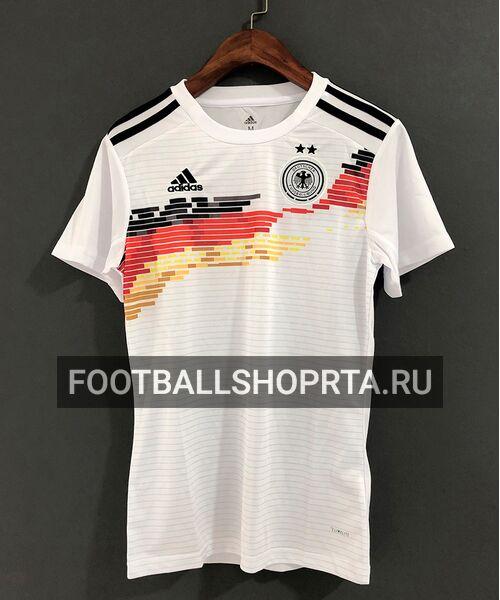 Женская футболка сборной Германии 2019 - домашняя