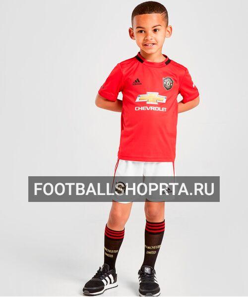 Детская форма Манчестер Юнайтед 2019/20 - домашняя