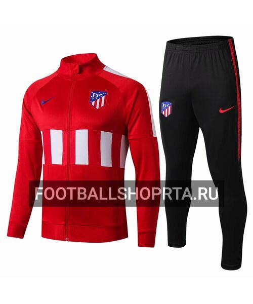 Детский костюм Атлетико Мадрид 2019/20 - спортивный