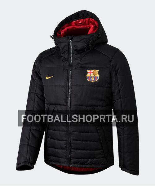 Утепленная куртка Барселоны 2019/20