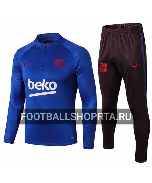 Детский костюм Барселоны 2019/20 - тренировочный