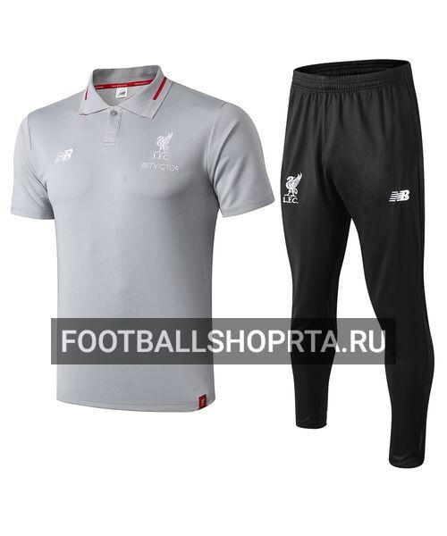 Спортивный костюм Ливерпуля 2018/19