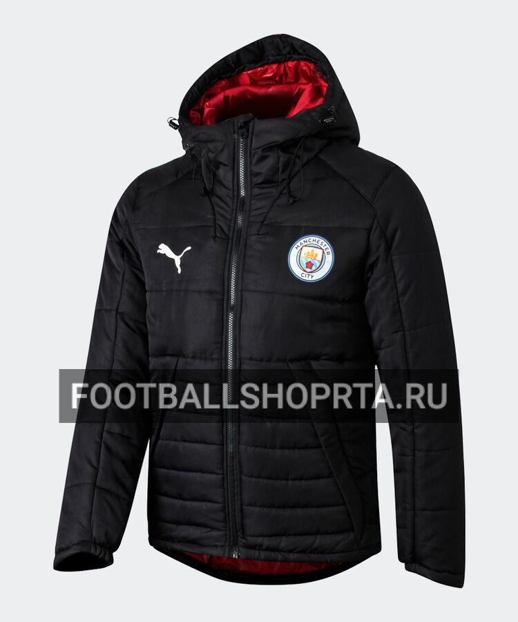 Манчестер сити утепленные куртки