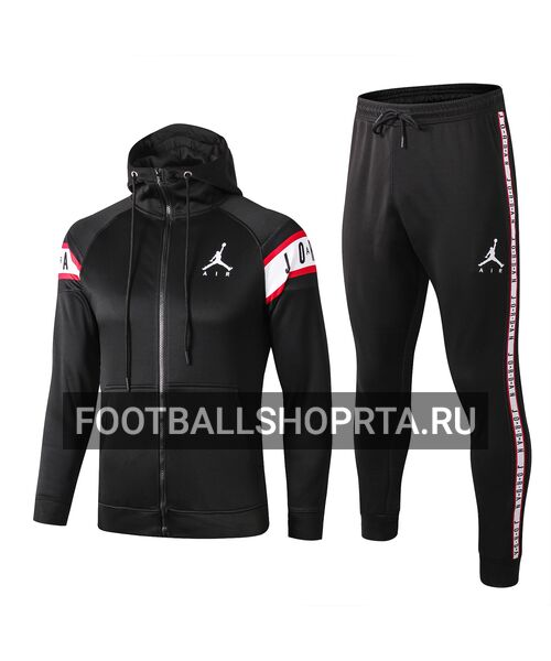 Спортивный костюм AIR JORDAN X PSG с капюшоном - 2019/20