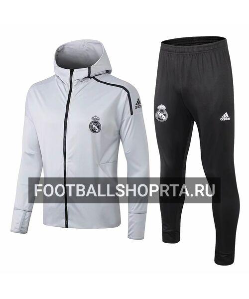 Спортивный костюм Реал Мадрид с капюшоном - 2018/19