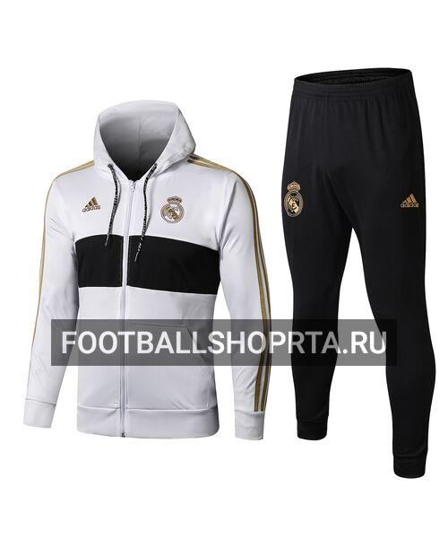 Спортивный костюм Реал Мадрид с капюшоном 2019/20