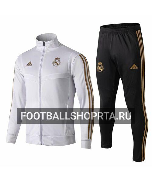 Детский костюм Реал Мадрид 2019/20 - спортивный