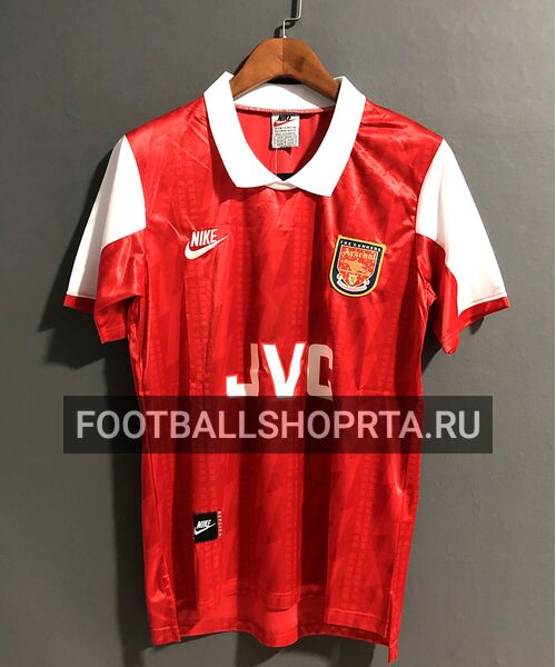 Ретро футболка Арсенала 1994/95