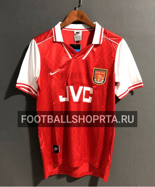 Ретро футболка Арсенала 1997/98