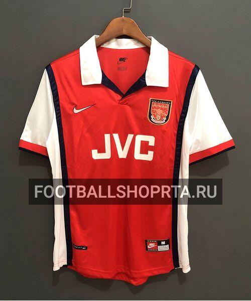 Ретро футболка Арсенала 1998/99
