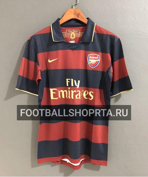 Ретро футболка Арсенала 2007/08