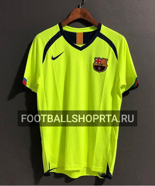 Ретро футболка Барселоны 2005/06