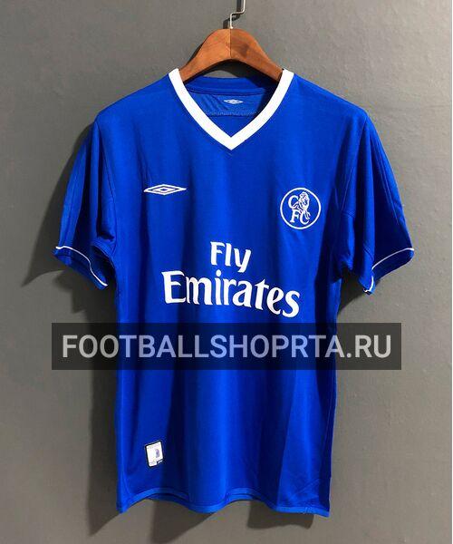 Ретро футболка Челси 2003/05