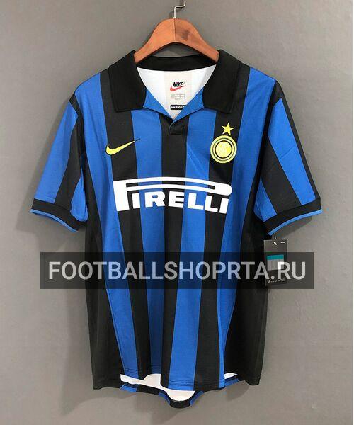 Ретро футболка Интера 1998/99