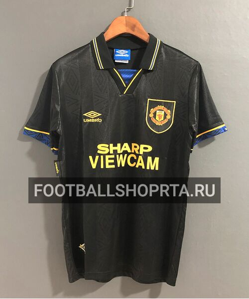 Ретро футболка Манчестер Юнайтед 1993/94