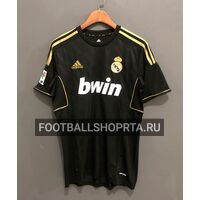 Ретро футболка Реал Мадрид 2011/12 - гостевая