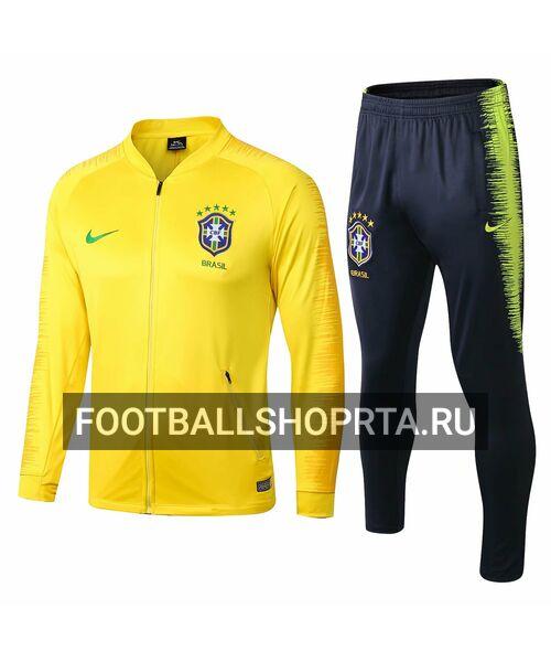 Спортивный костюм Бразилии 2018/19