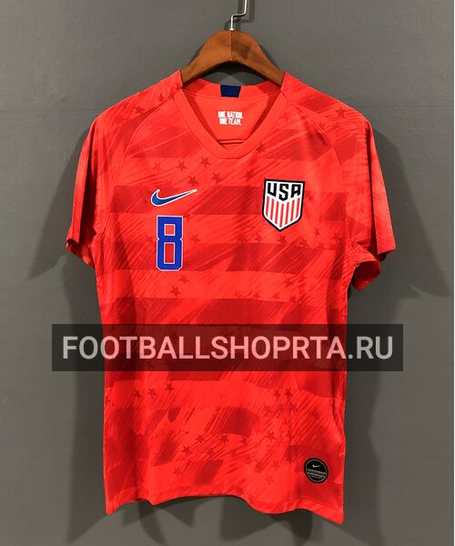 Футбола сборной США 2019 - гостевая