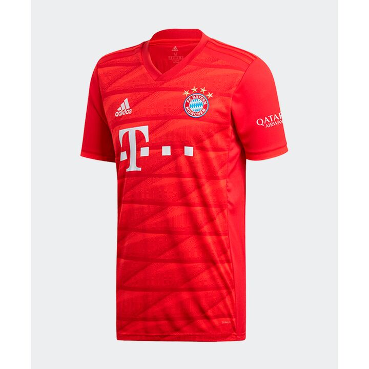 Футболка Баварии 2019/20 - домашняя
