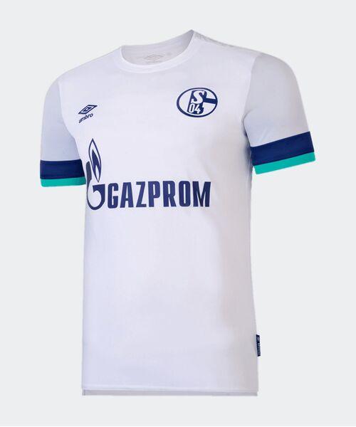 Футболка Шальке-04 2019/20 - гостевая