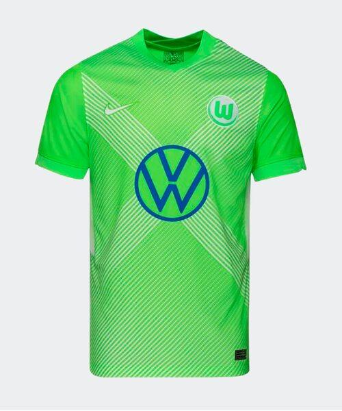Футбольная форма вольфсбурга