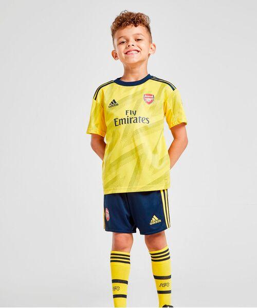 Детская форма Арсенал 2019/20 - гостевая
