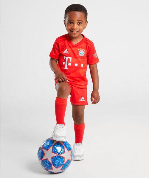 Детская форма Баварии 2019/20 - домашняя