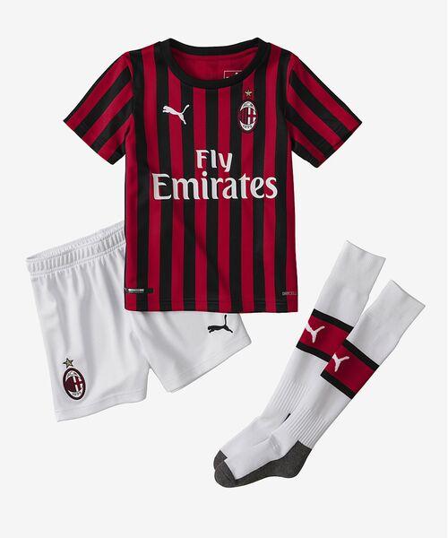 Детская форма Милан 2019/20 - домашняя