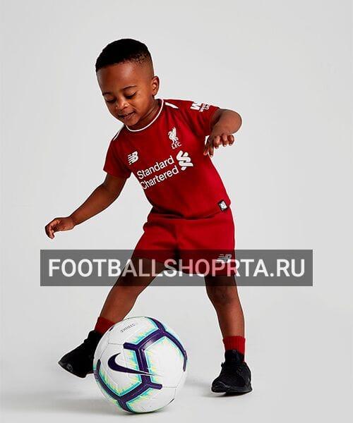 Детская форма Ливерпуля домашняя - 2018/19
