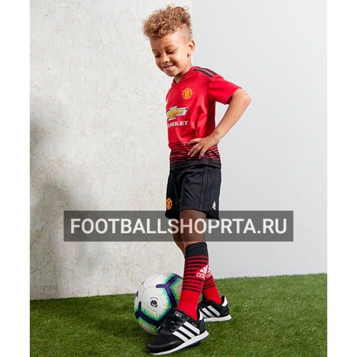 Детская форма Манчестер Юнайтед домашняя - 2018/19
