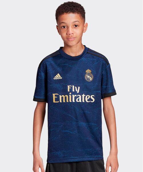 Детская форма Реал Мадрид 2019/20 - гостевая