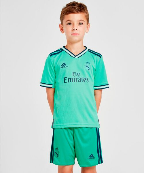 Детская форма Реал Мадрид 2019/20 - резервная