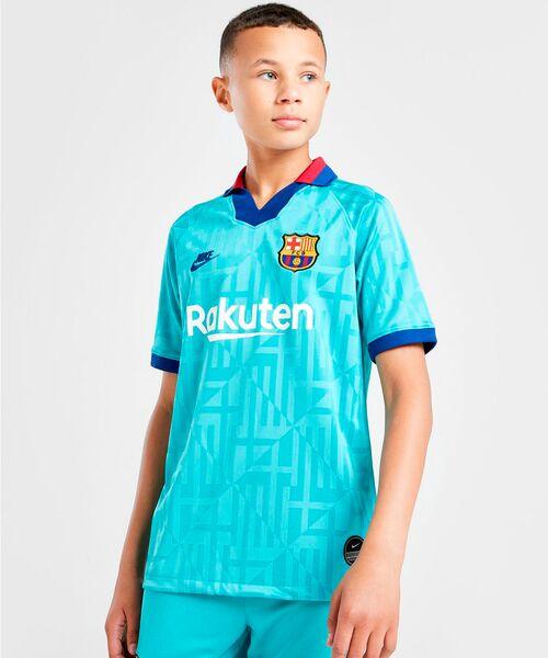 Детская форма Барселоны 2019/20 - резервная