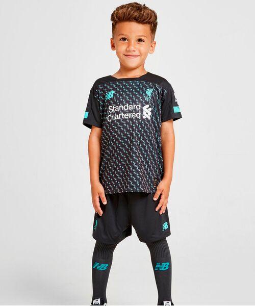 Детская форма Ливерпуля 2019/20 - резервная