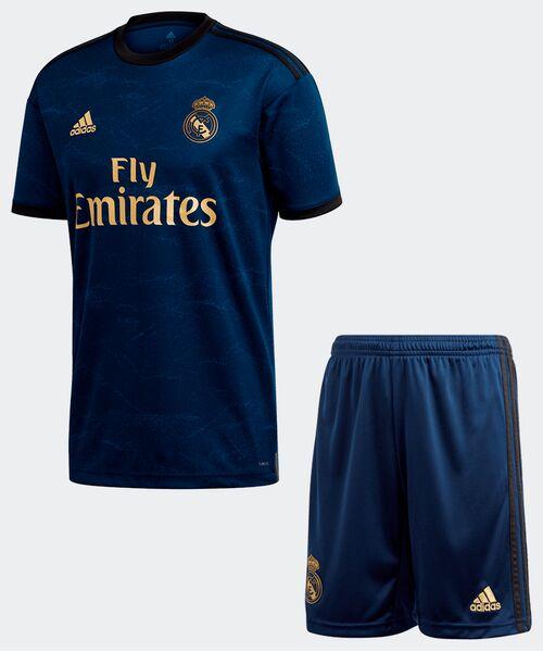 Форма Реал Мадрид 2019/20 - гостевая