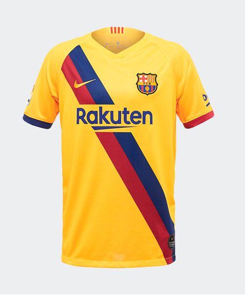 Футболка Барселоны 2019/20 - гостевая