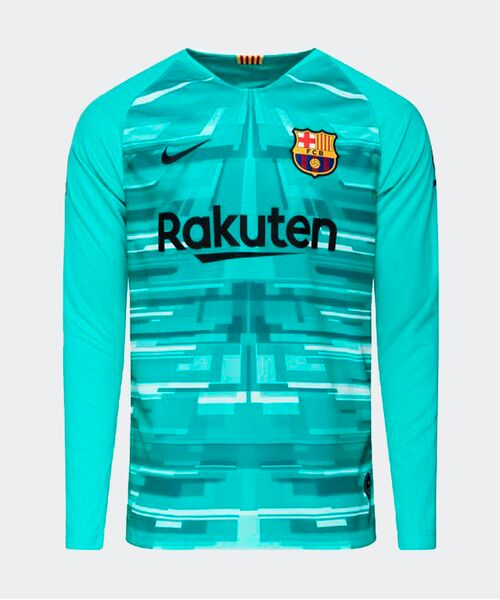 Вратарская футболка Барселоны 2019/20
