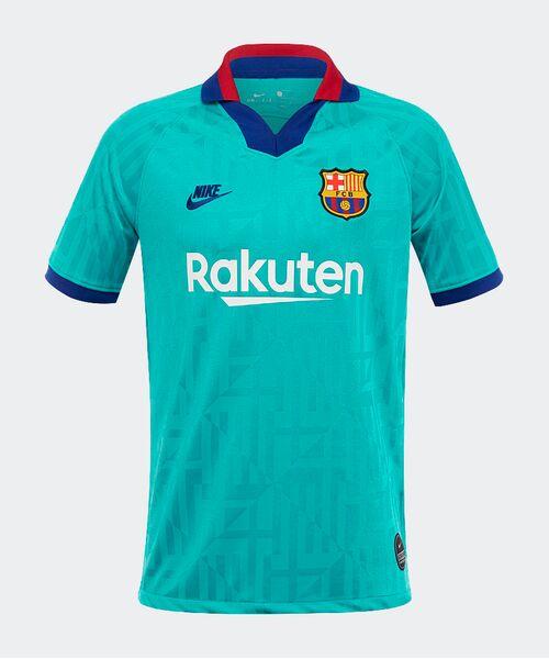 Футболка Барселоны 2019/20 - резервная