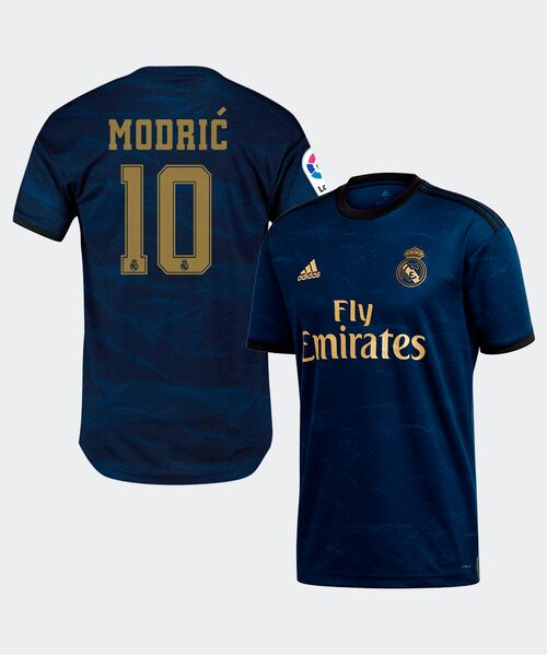 Футболка Реал Мадрид МОДРИЧ 10 - гостевая 19/20