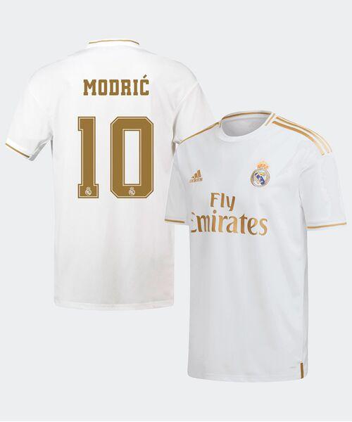 Футболка Реал Мадрид МОДРИЧ 10 - домашняя 19/20