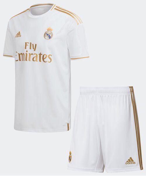 Форма Реал Мадрид 2019/20 - домашняя