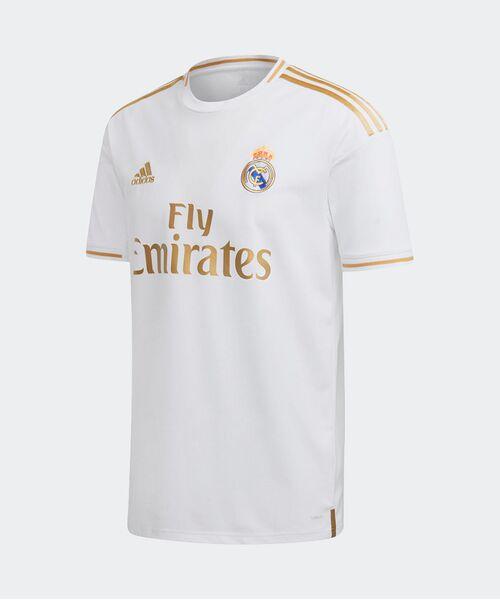 Футболка Реал Мадрид 2019/20 - домашняя