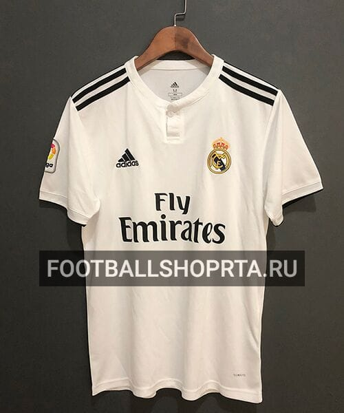 Футболка Реал Мадрид домашняя - 2018/19