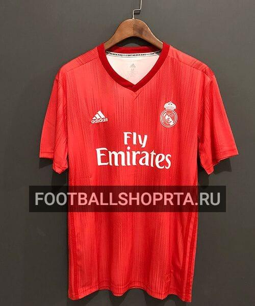 Футболка Реал Мадрид резервная - 2018/19