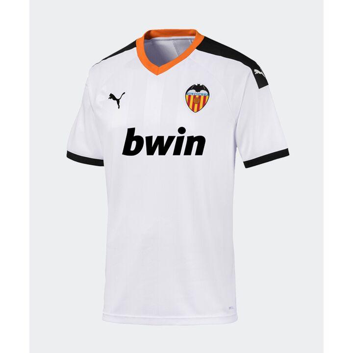 Футболка Валенсии 2019/20 - домашняя