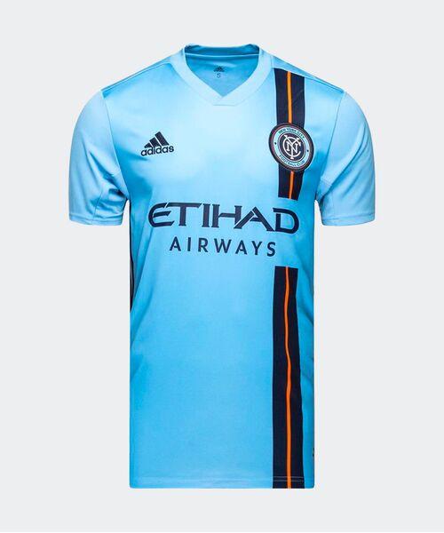Футболка Нью-Йорк Сити 2019 - домашняя
