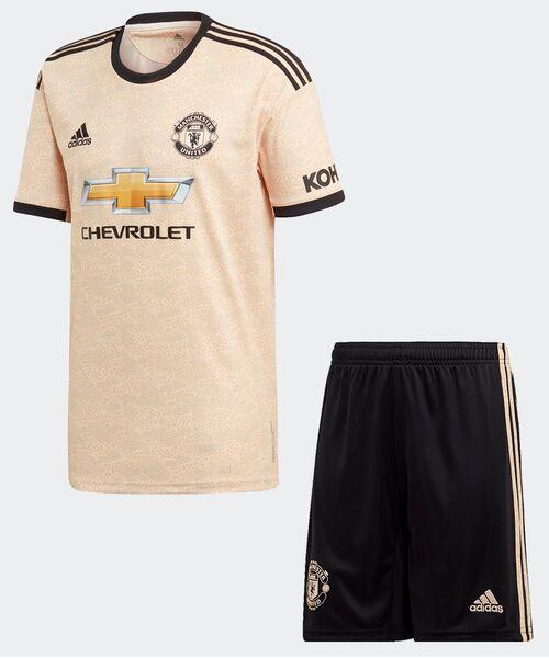 Форма Манчестер Юнайтед 2019/20 - гостевая