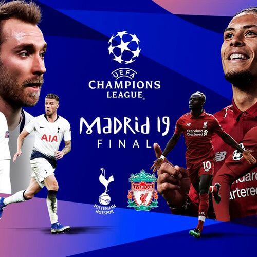 Финал Лиги Чемпионов -  «Тоттенхэм» vs «Ливерпуль»